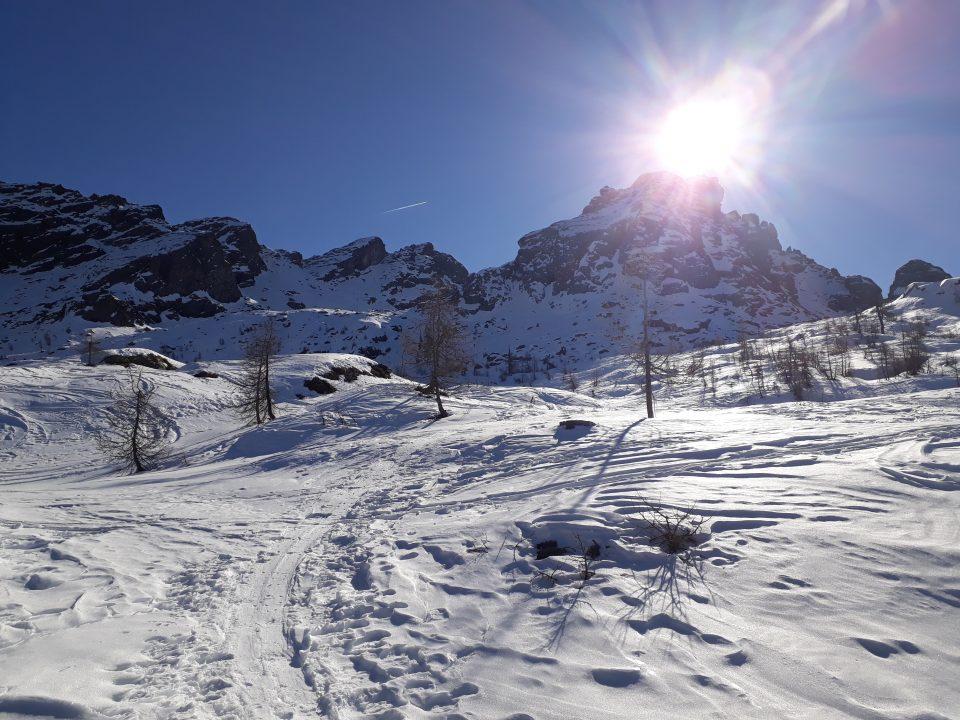 Munt de Sura (Monte Salmurano) 2269 m – 23/02/2019