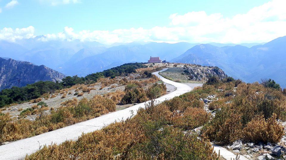 La Madone d'Utelle (1174 m) – 08/08/2019