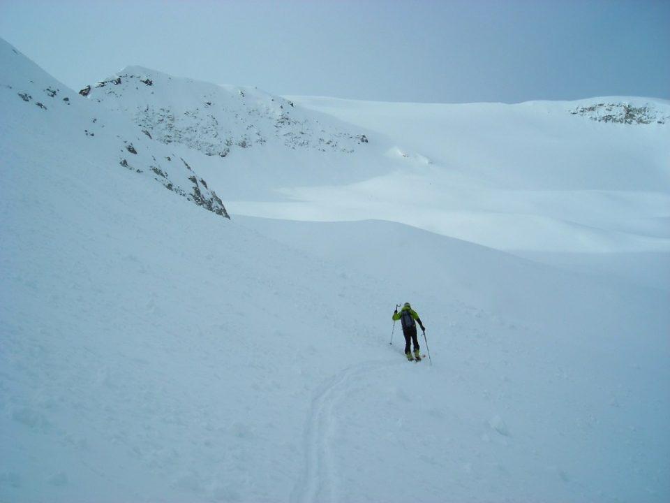 Cima Calotta (3225 m) da Malga Caldea – 15/05/2010