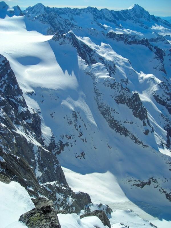 Monte Adamello (3554 m) per la Vedretta di Salarno – 26/04/2010