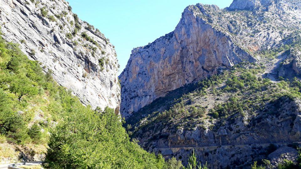Tra i Canyon e le Gole provenzali – 18/08/2019