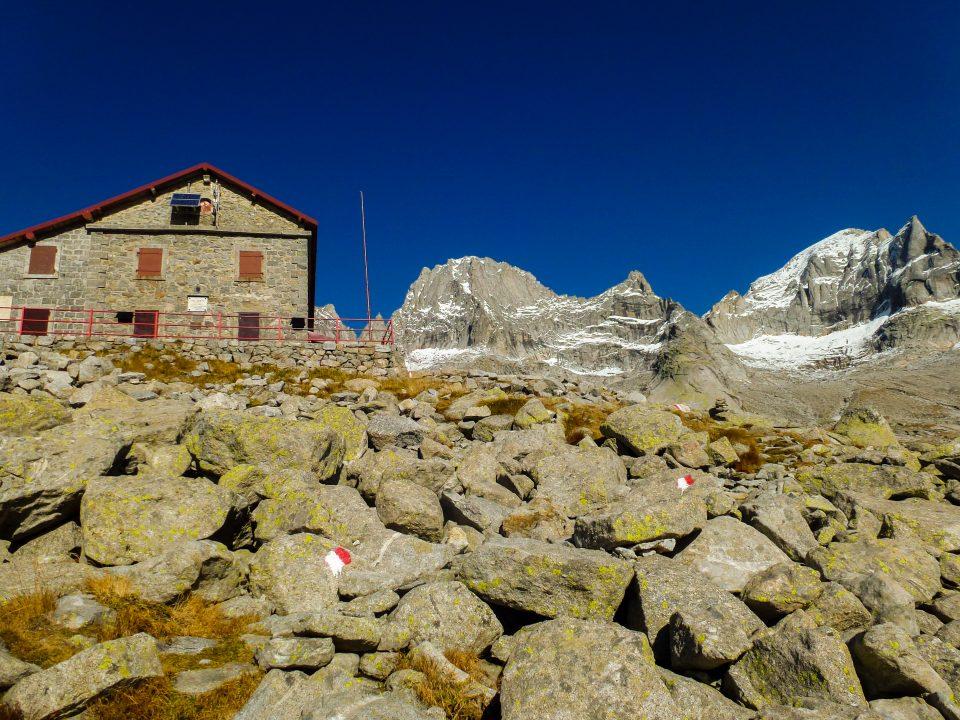 Rifugio Gianetti (2534 m) da San Martino in Val Masino (SO) – 26/10/2019