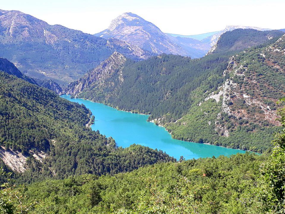 Fino alle gole e ai laghi del Verdon – 05/08/2020