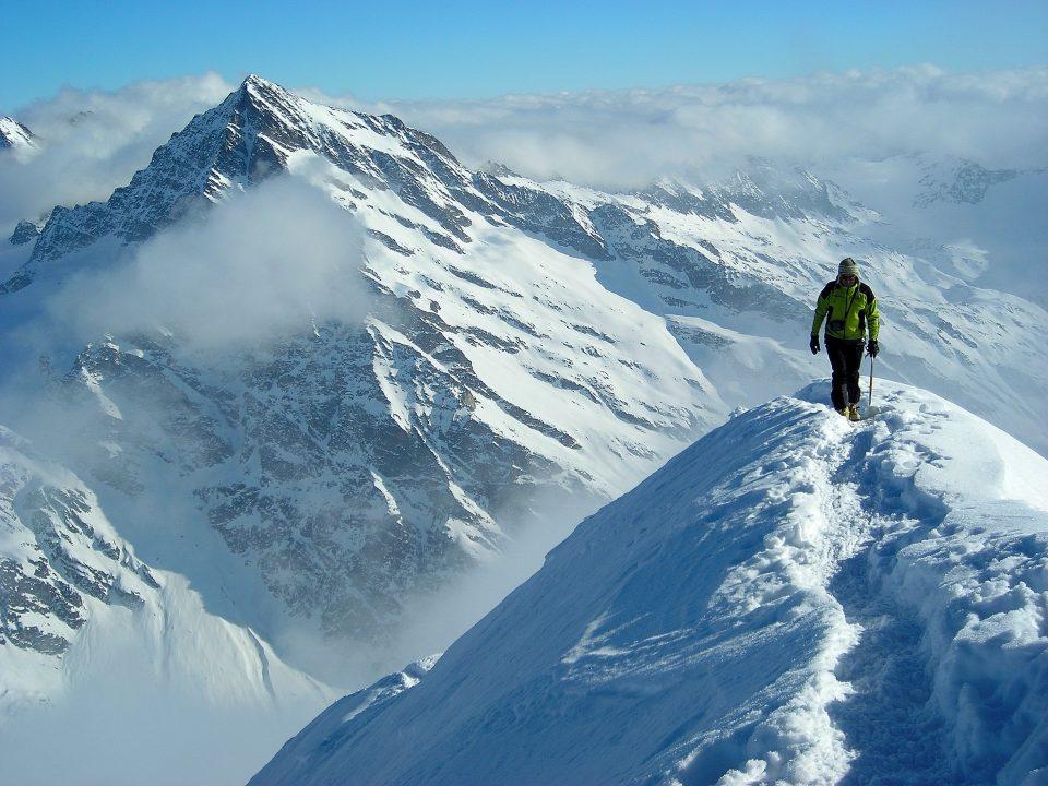 Gross Ruchen 3138 m per il Ruch Chalen