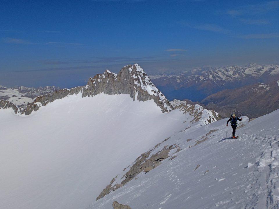 Cima Presanella dalla Val Nambrone