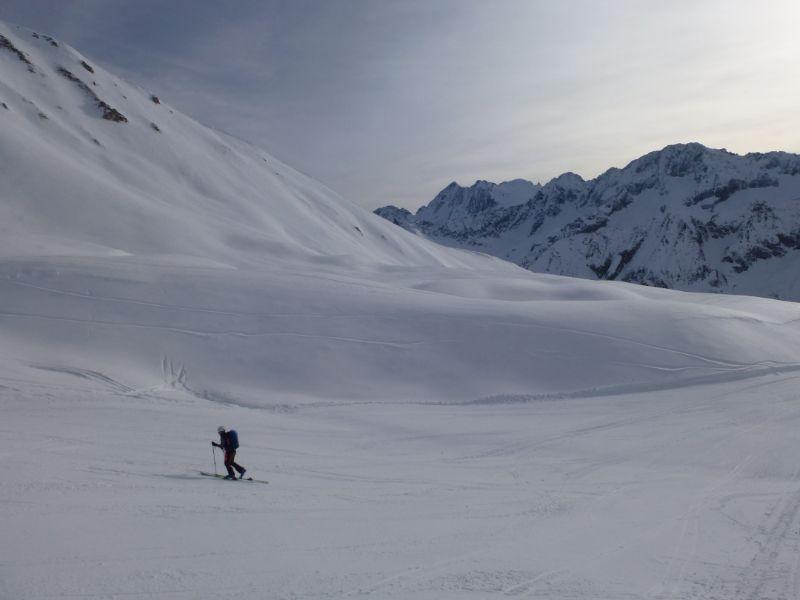 Monte Tonale Occidentale 2694 m per il versante S da Ponte di Legno – 23/12/2020