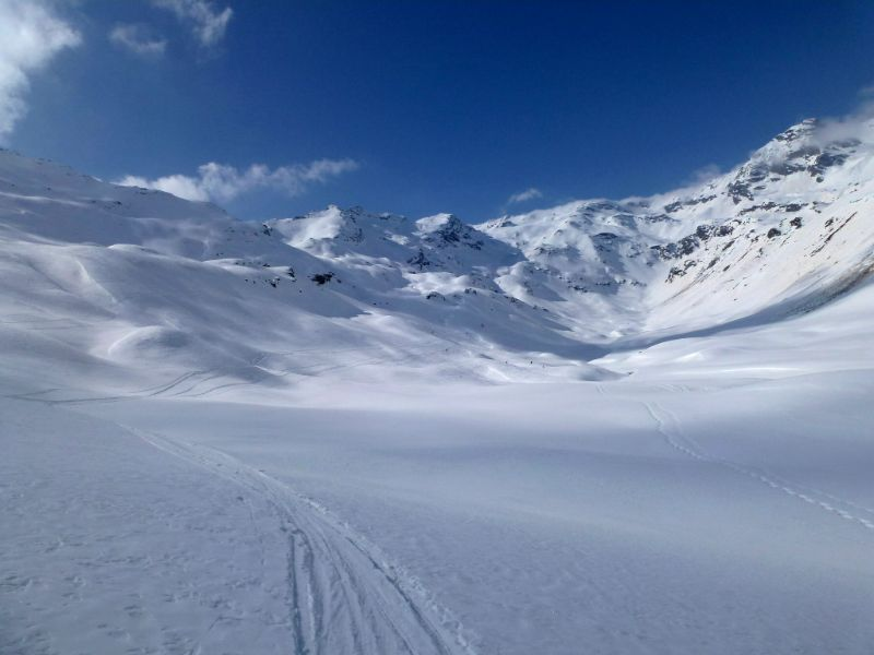 Cima Centrale di Val Loga 3004 m