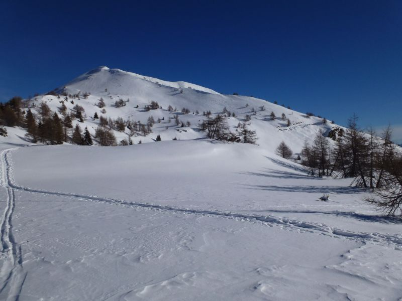 Monte Pagano 2368 m e Passo del Mortirolo 1852 m