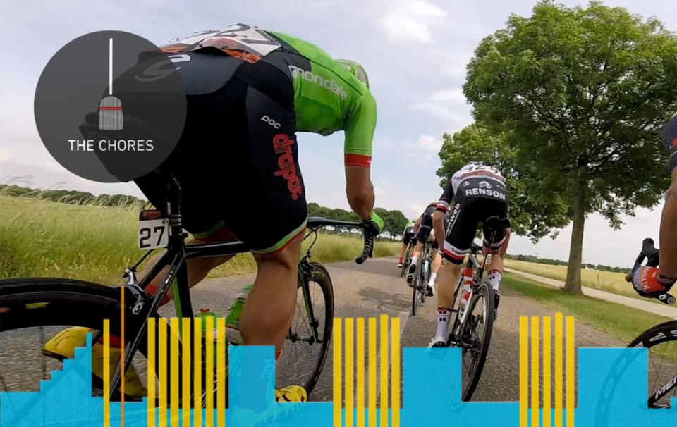 Allenamento a intervalli: allenamenti di HIIT per ciclisti