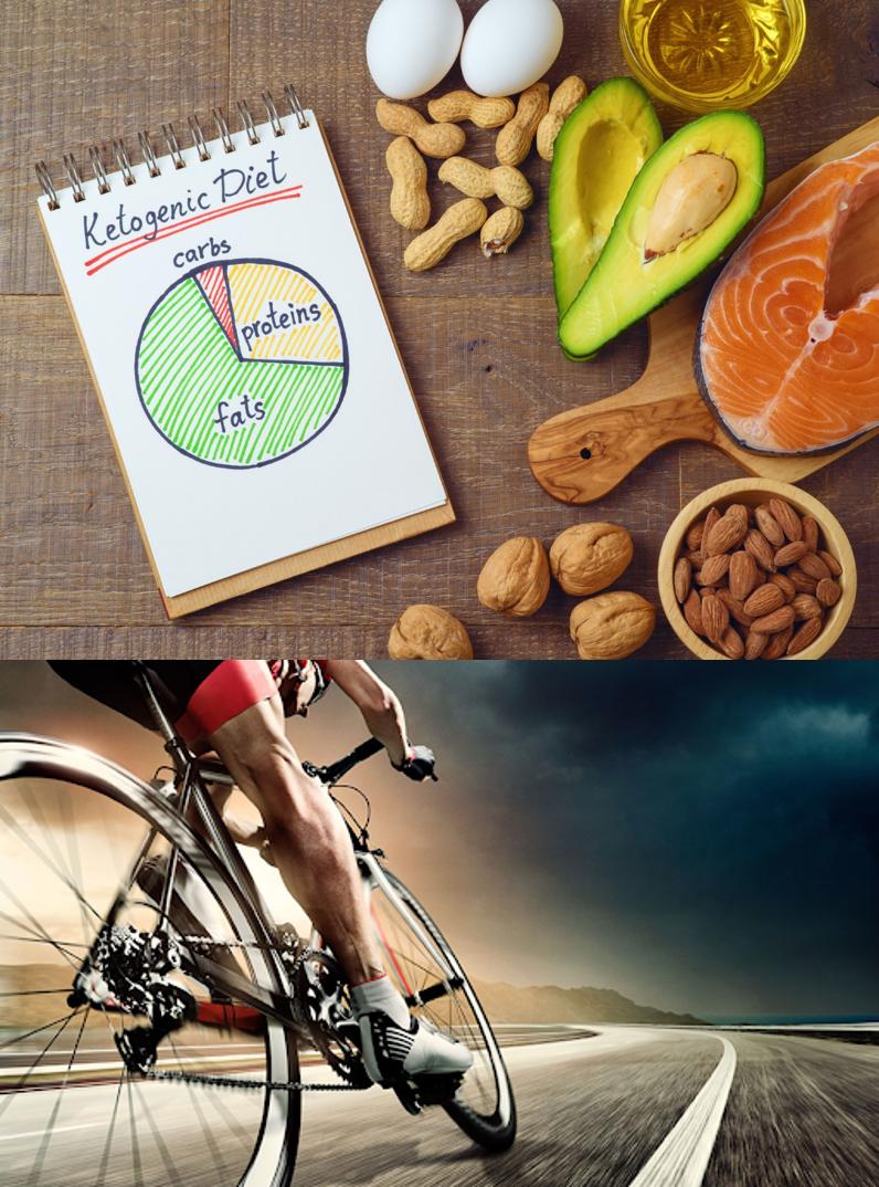 Dieta chetogenica e ciclismo: un binomio possibile?