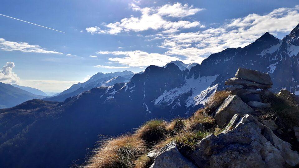 Cresta Salì 2300 m da Stadolina